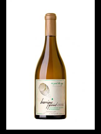 Barrique Point Sauvignon Blanc & Chardonnay, Domaine Menada 0,75