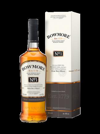 Bowmore №1 Single Malt Whisky