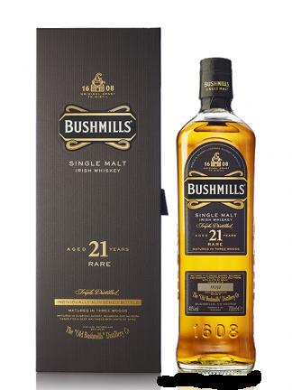 Bushmills 21 YO Single Malt