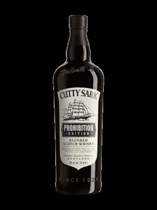 Cutty Sark Prohibition