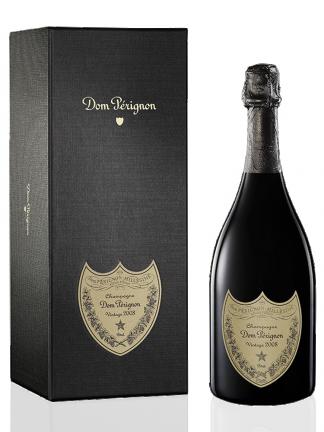 Dom Pérignon vintage 2008 с кутия, 0.75