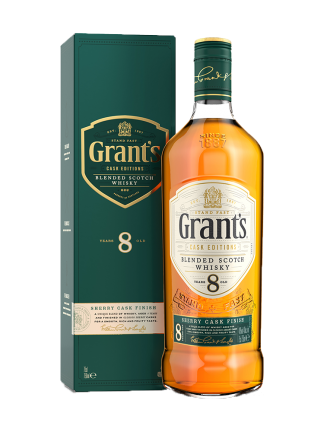 Grant's 8 YO