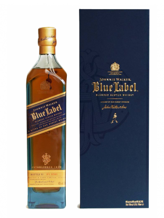 Johnnie Walker Blue Label with Box