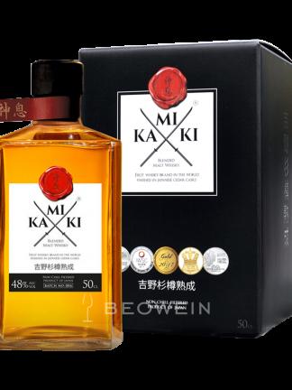 Kamiki blended malt whiskey
