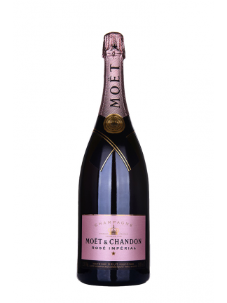Moët & Chandon Impérial Rosé Magnum без кутия 1.5