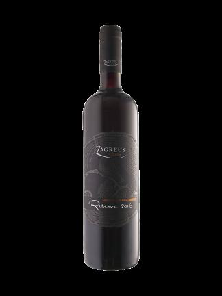 Reserve Mavrud & Syrah & Cabernet Sauvignon, Zagreus 0.75