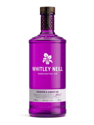 Whitley Neill Gin Rhubarb & Ginger