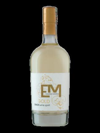 Винена ракия EM Gold, Едоардо Миролио 0.5