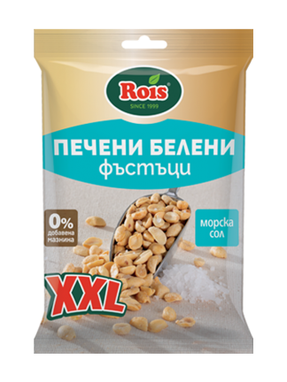 Фъстък Sea Salt 500 гр. XXL