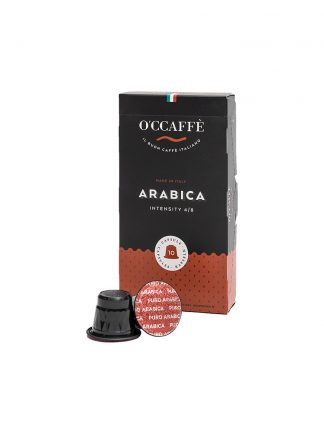 CCaffe Кафе капсули Arabika съвместими със система Nespresso, 10 бр.