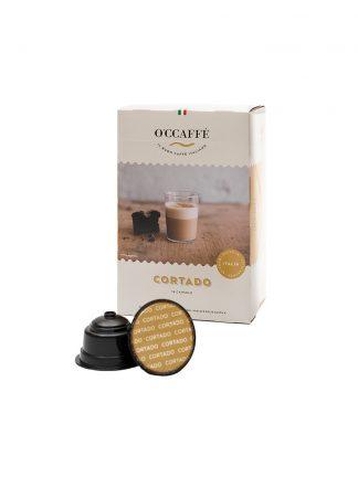 CCaffe Кафе капсули Cortado съвместими със система Dolce Gusto, 16 бр.