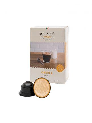 CCaffe Кафе капсули Crema съвместими със система Dolce Gusto, 16 бр.