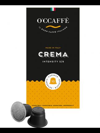 CCaffe Кафе капсули Crema съвместими със система Nespresso
