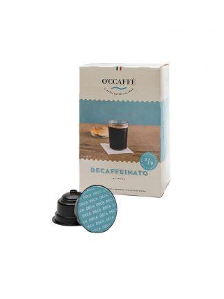 CCaffe Кафе капсули Decaf съвместими със система Dolce Gusto, 16 бр.