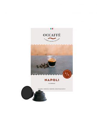 CCaffe Кафе капсули Napoli съвместими със система Dolce Gusto, 16 бр