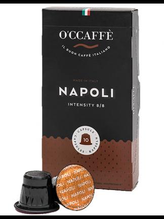 CCaffe Кафе капсули Napoli съвместими със система Nespresso,