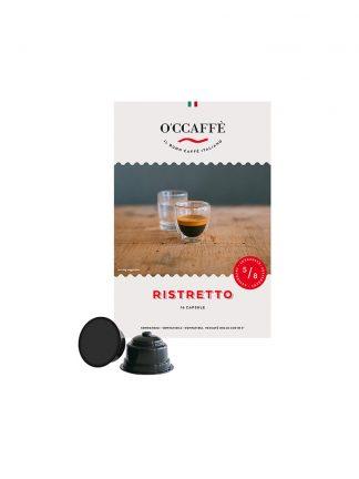 CCaffe Кафе капсули Ristretto съвместими със система Dolce Gusto,