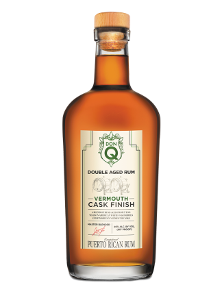 Don Q Double Aged Vermouth Cask Finish