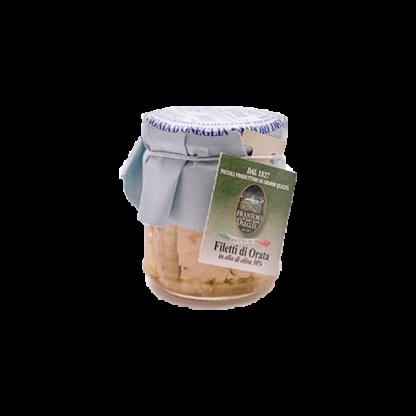 Frantoio Филе от Ципура в маслиново масло, 200 гр.