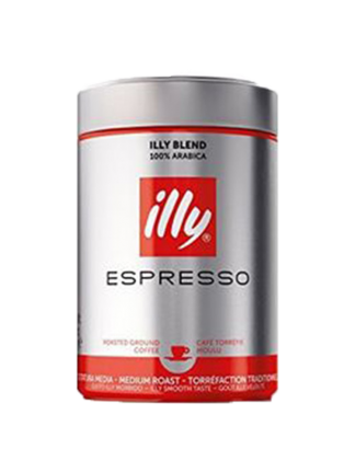 Illy Espresso - кафе на зърна - 0.250 kg