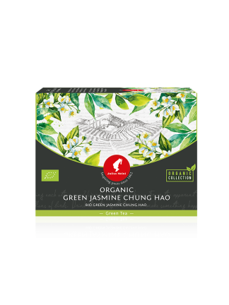 Julius Meinl Зелен чай с жасмин - China green tea with Jasmine - 20 бр.