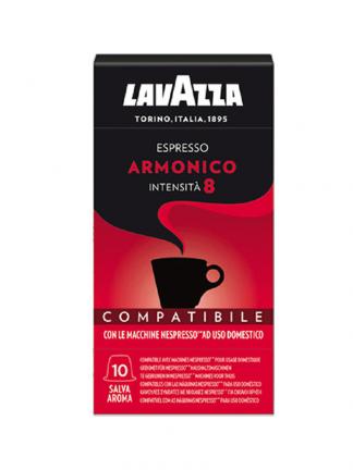 Lavazza Armonico - капсули съвместими с Nespresso - 10 брoя
