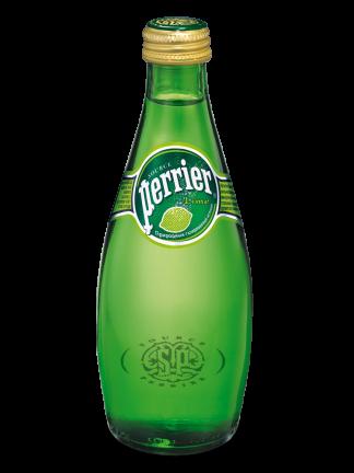 Perrier - бутилка лайм 0.33