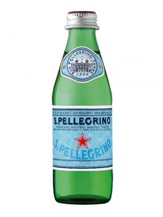 San Pellegrino - бутилка 0.25
