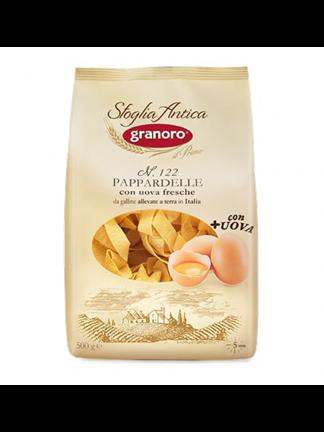 Granoro Папарделе с яйца, 500 гр.