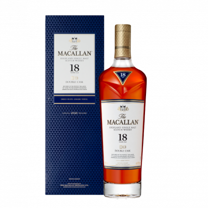 The Macallan Double Cast 18